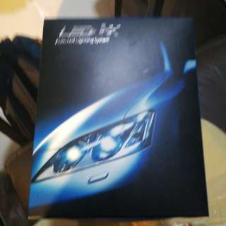 H8/H9/H11 LED Headlight