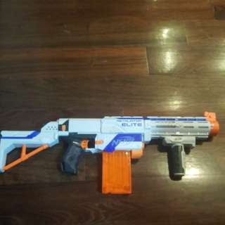 NERF步槍