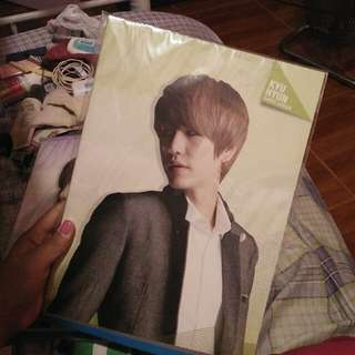 Kyuhyun SS4 Official Good - Stationary