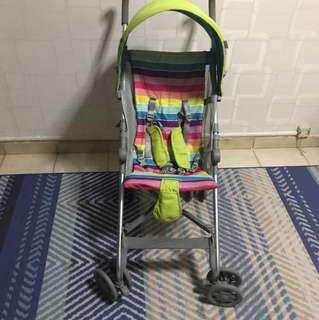 Light stroller/ pram