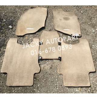 Karpet Floor Mat Carpet Honda City Aria GD8 Japan