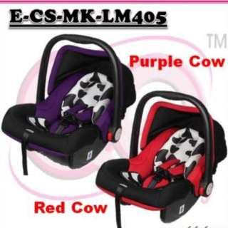 E-CS-MK-LM405: 3 in 1 Infant Baby Car Seat