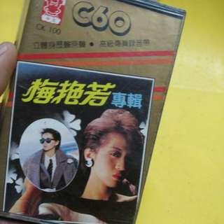 Cassette Tape 梅艳芳