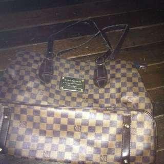 Louis V shoulder bag