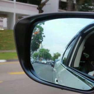 Blind Spot Monitor Side Assist System (Microwave Version)