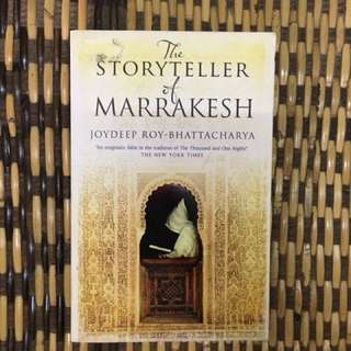 The Storyteller of Marrakesh