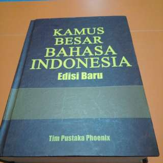 big dictionary bahasa indonesia