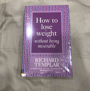 How To Lose Weight Richard Templar