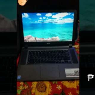 Acer Chromebook 15 inches