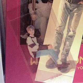 (換)Wanna One專輯透卡