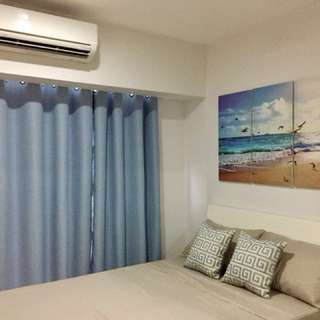 Fully Furnished Condo Unit for Rent near Rockwell and Makati Ave.