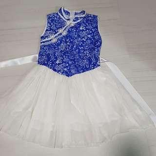Girls Dress Traditional