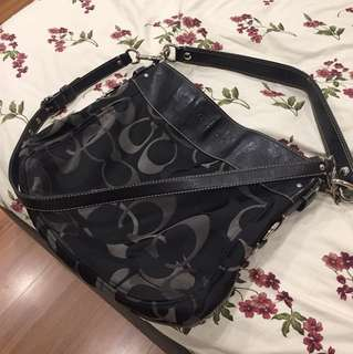 Original COACH brand bag