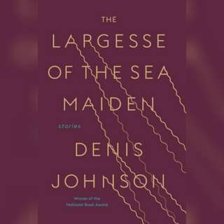 The Largesse of the Sea Maiden - Stories by Denis Johnson.