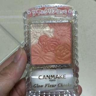 Canmake blusher ( no.3)