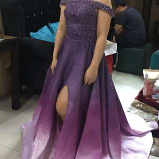 PROM/BALL GOWN (for rent)