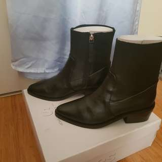 Topshop augusto boots