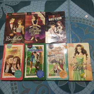 Wattpad Books: Summit and Psicom
