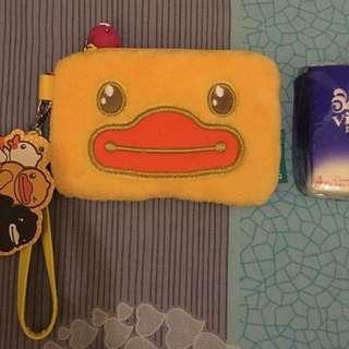 B-duck 錢包