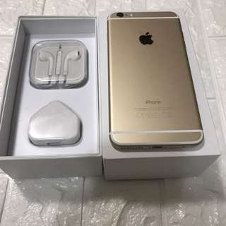 Iphone 6plus 16gb original 100%work