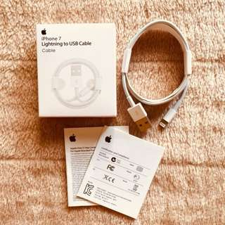 ❤️[SALE] iphone connector/charger/cable