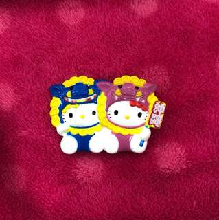 Hello kitty X Okinawa magnet