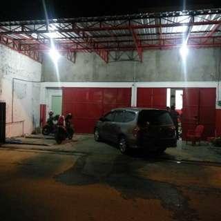 Rumah Usaha Jagir Sidoresmo Surabaya