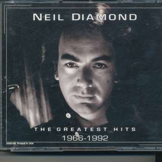 Neil Diamond - The Greatest Hits 1966-1992 (2-CD) US IMPORT [x4]