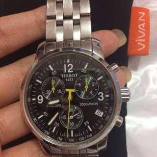 Tissot jam tangan pria