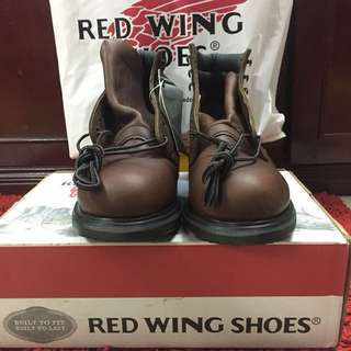 PRICE REDUCTION Red Wing Boots