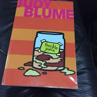 Judy Blume - Freckle Juice