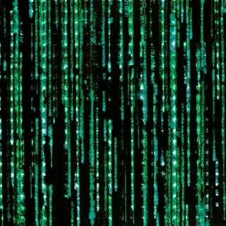 THE MATRIX RELOADED HOLOFOIL HOLOGRAM 3D Original Movie Poster