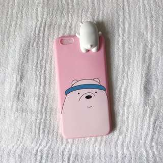 ICE BEAR iPhone6s+ Case