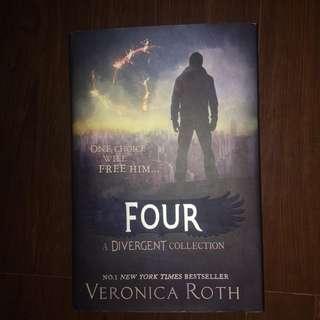 FOUR divergent (hardcover)