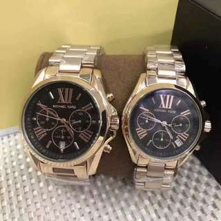 Original MK Couple Watch