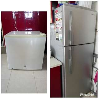 Refrigerator Big & Small