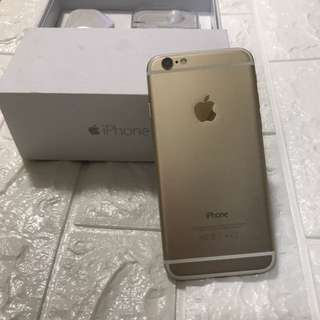 IPhone 6 16gb 100%work perfect