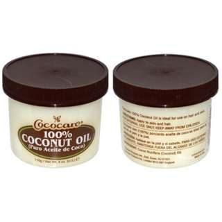 COCOCARE - 100% Pure Coconut Oil - from USA (Popular in USA & Japan!!)