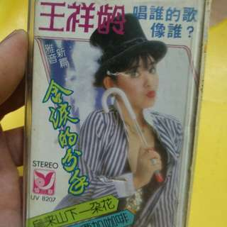 Cassette 华语歌曲
