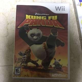 Kung Fu Panda Wii Game