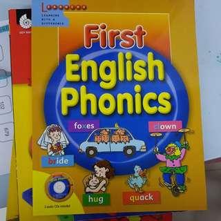 First English Phonics