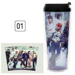 BTS Bottle Water