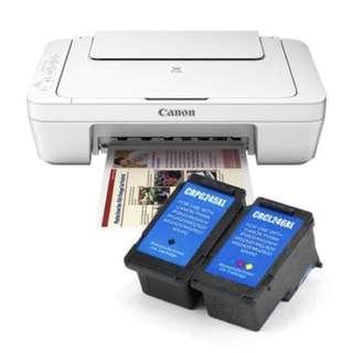 $200 半新 Canon printer 有意inbox詳情