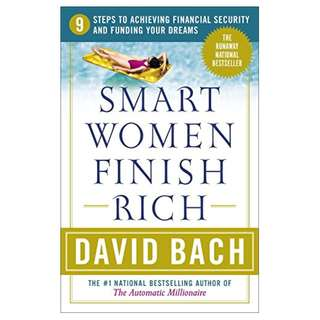 Smart Women Finish Rich Kindle Edition by David Bach  (Author)