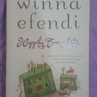 Happily Ever After by Winna Efendi