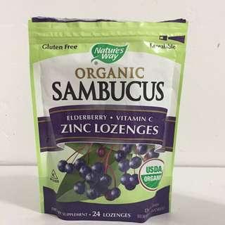 Sambucus 有機接骨木糖