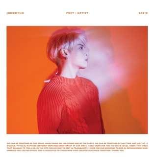 SHINEE JONGHYUN - POET | ARTIST