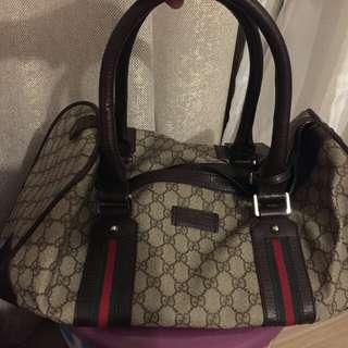 99%新 Gucci袋 100%正版