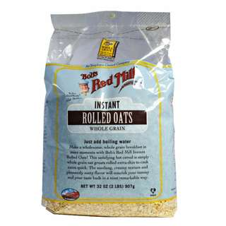 Bob's Red Mill 速溶全穀燕麥片(907克)Instant Rolled Oats Whole Grain