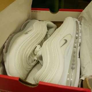 Nike air max 97  白色
